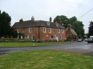 The Austen House in Chawton