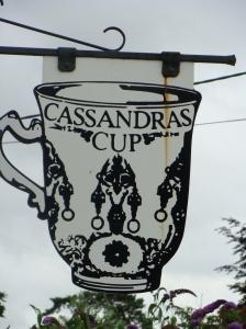Casandra's Cup, tearoom and B&B
