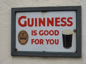 Welcome to Ireland!
