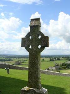 One of the beautiful crosses at Cashel