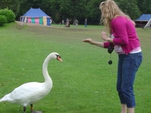 the Swan Whisperer