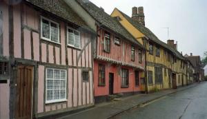 Lavenham High Street