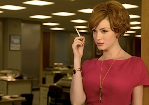 Not exactly my boss.  I'd like to think *I* could be this secretary (minus the dirty mistress part) but alas...