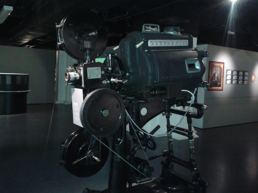 Early and massive camera.