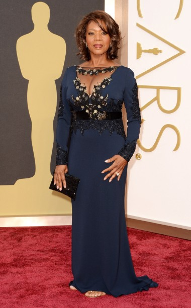 Alfre Woodard Badgley Mischka