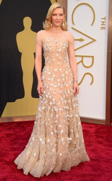Cate Blanchett Giorgio Armani