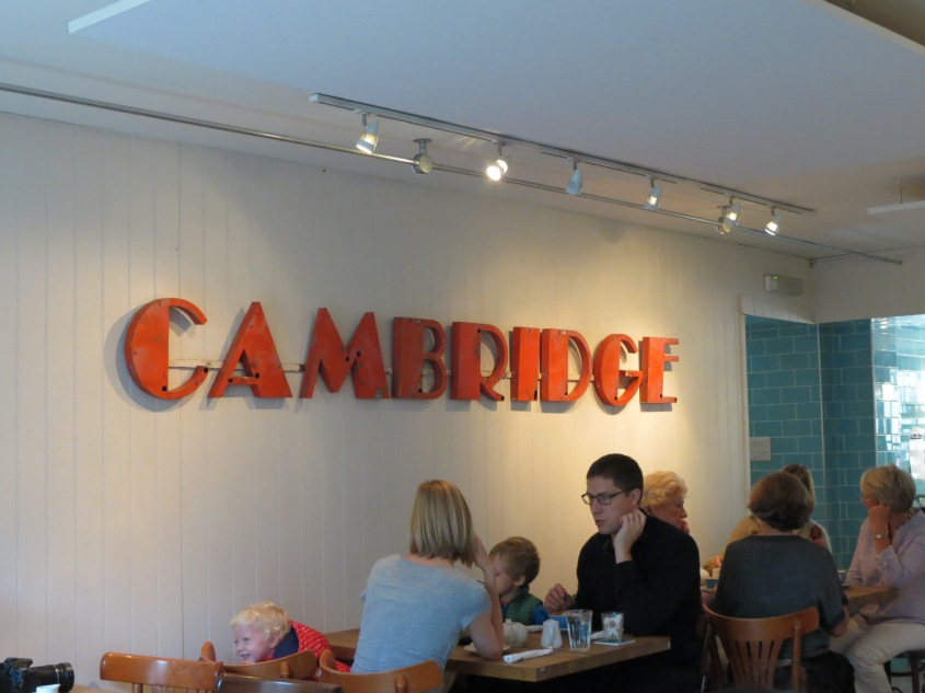 Cambridge updates ahead in particular!