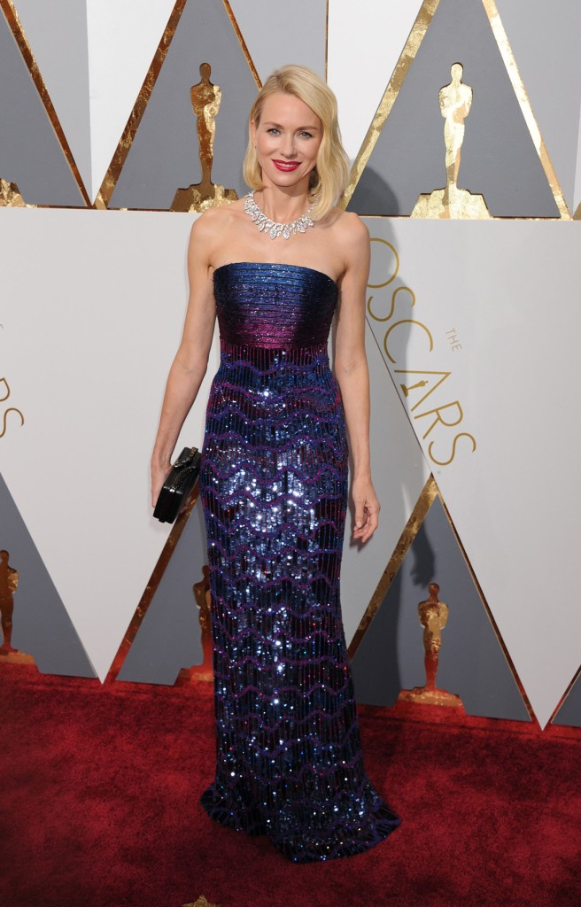 51982684 Celebrities arriving at the 88th Annual Academy Awards at the Hollywood & Highland Center in Hollywood, California on February 28, 2016. Celebrities arriving at the 88th Annual Academy Awards at the Hollywood & Highland Center in Hollywood, California on February 28, 2016. Pictured: Naomi Watts FameFlynet, Inc - Beverly Hills, CA, USA - +1 (310) 505-9876 RESTRICTIONS APPLY: NO FRANCE