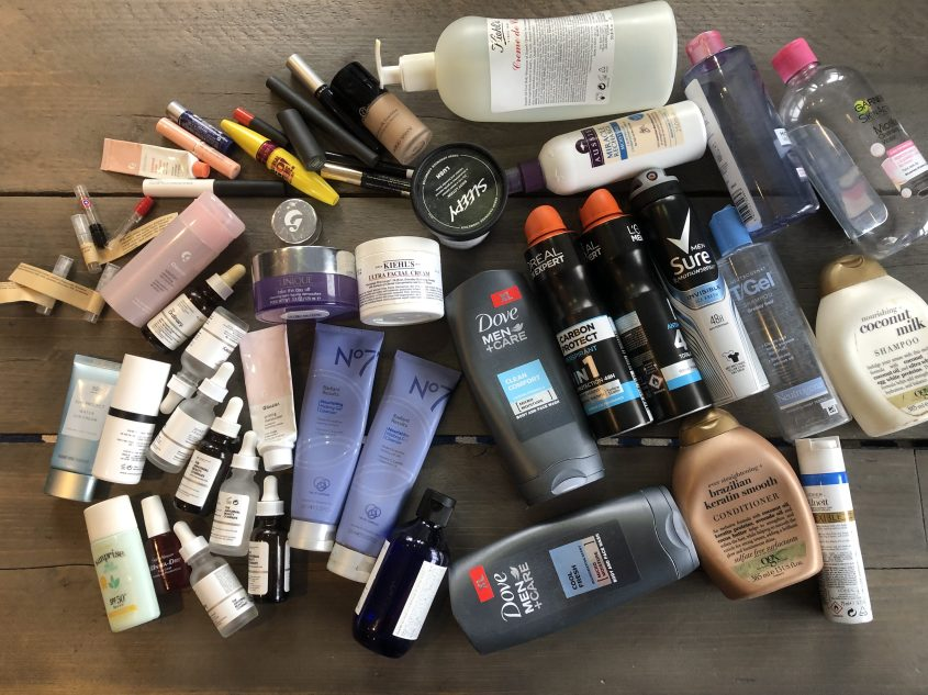 c85e7d024c I've significantly reduced the size of my overall stash over the past year.  My little sister has benefited from more than one major clear out of makeup  and ...